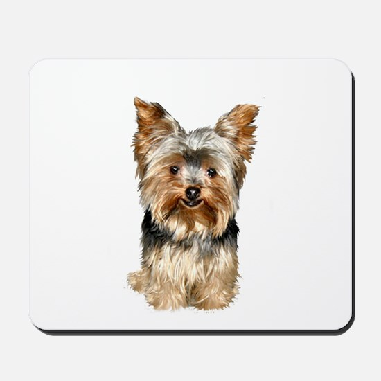 Yorkshire Terrier (#17) Mousepad