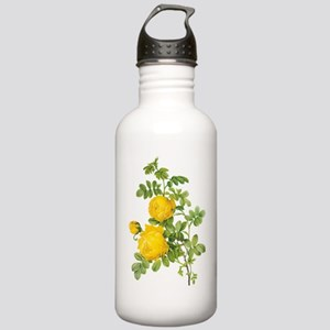 Vintage Yellow Roses b Stainless Water Bottle 1.0L