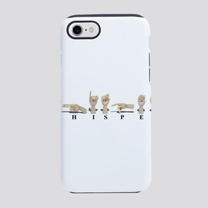 WhisperAmeslan062611 iPhone 7 Tough Case
