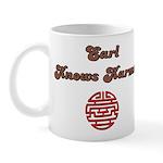Earl Knows Karma Mug