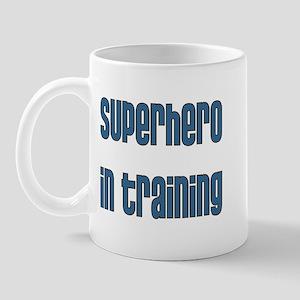 Superhero in Training Mug
