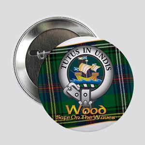 "Wood Clan 2.25"" Button"