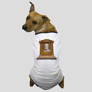 Robert E. Lee Antique Memorial Dog T-Shirt