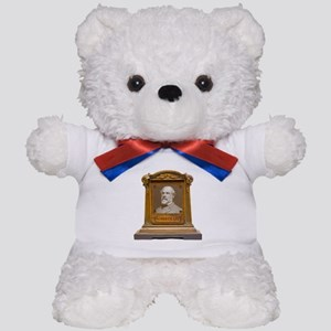 Robert E. Lee Antique Memorial Teddy Bear