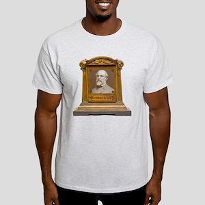 Robert E. Lee Antique Memorial T-Shirt