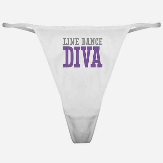 Line Dance DIVA Classic Thong