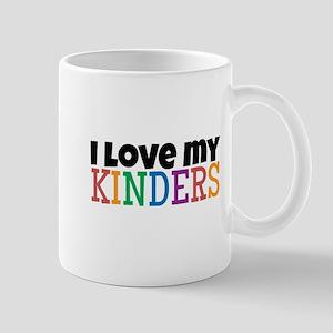 Love My Kinders Mugs
