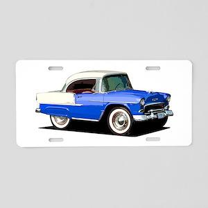 BabyAmericanMuscleCar_55BelR_Xmas_Blue Aluminum Li