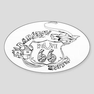 barstow rt 66 Sticker