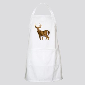 White Tail Deer Buck Apron