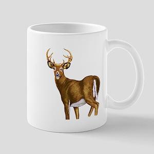 White Tail Deer Buck Mug