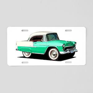 BabyAmericanMuscleCar_55BelR_Xmas_Green Aluminum L