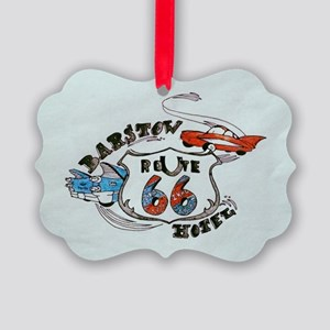 barstow rt 66 /color Ornament