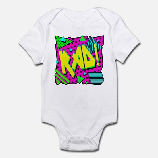 Rad! Infant Bodysuit