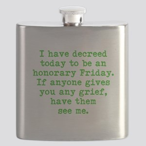 Honorary Friday Flask