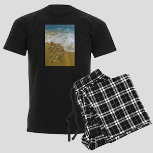 Washed Up on Shore no edges Pajamas