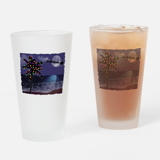Xmas 2007final Drinking Glass