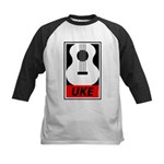Obey the Uke Baseball Jersey