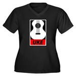 Obey the Uke Plus Size T-Shirt