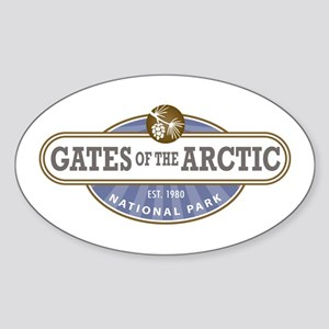 Gates of the Arctic National Park Sticker