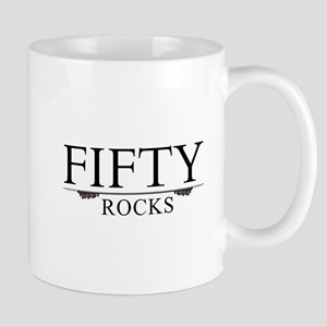 Fifty Rocks Mug