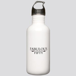 Fabulous Fifty Stainless Water Bottle 1.0L
