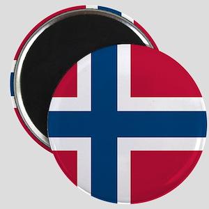 Norwegian Flag Magnets
