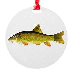 Barbel Ornament
