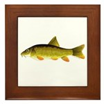 Barbel Framed Tile