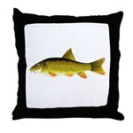 Barbel Throw Pillow