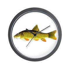 Barbel Wall Clock