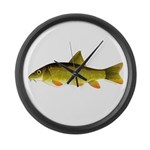 Barbel Large Wall Clock
