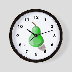 The Perfect Pear Petit Wall Clock