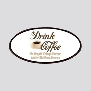 Drink Coffee Patches