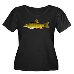 Barbel c Plus Size T-Shirt