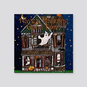 Harvest Moon's Haunted House Sticker