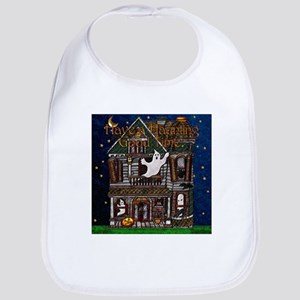Harvest Moon's Haunted House Bib
