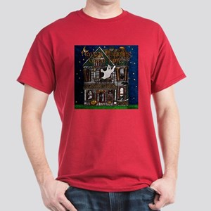 Harvest Moon's Haunted House Mens Dark T-Shirt