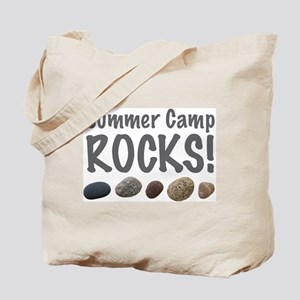Summer Camp Rocks! Tote Bag