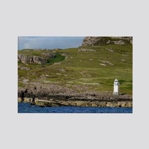 Scotland Shore Rectangle Magnet