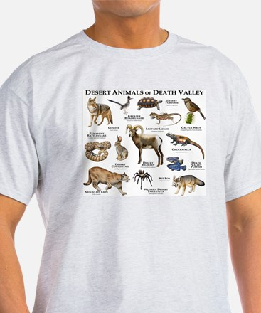 Animals of Death Valley T-Shirt