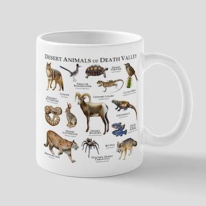 Animals of Death Valley Mug