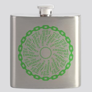 The Disc Golf Experience Flask