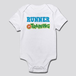 Runner in Training Infant Bodysuit