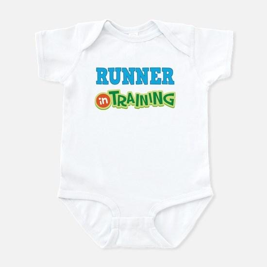 Runner in Training Infant Bodysuit