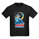 Autism my super power mattmckendrick Kids T-shirts (Dark)