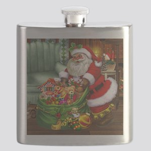 Santa Claus! Flask