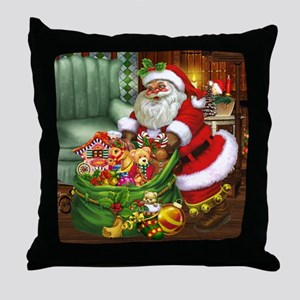 Santa Claus! Throw Pillow