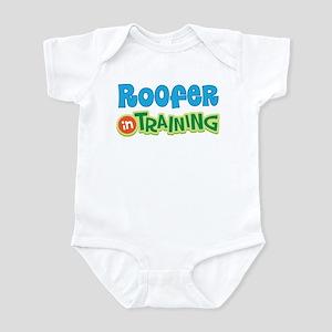 Roofer in Training Infant Bodysuit