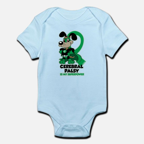 Cerebral Palsy Is My Superpower Infant Bodysuit